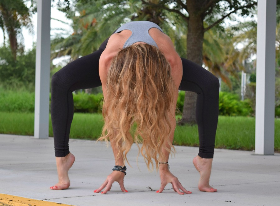 Yoga poses for increased energy