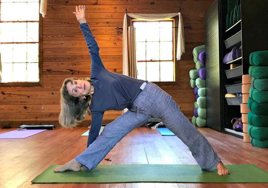 """I´m not flexible or fit only because I´m """"young"""""""