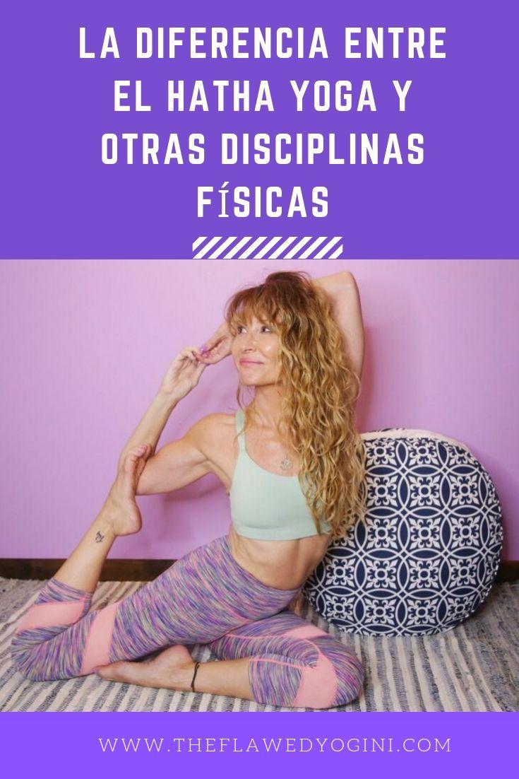 Después de toda una vida de actividad física, entiendo que hay una gran diferencia entre el hatha yoga y otras disciplinas: la intención.